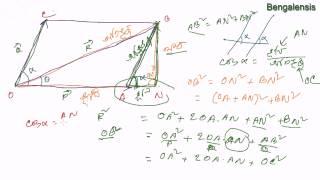 Physics 1 chapter 1 part 3 ভেক্টর যোগের সামান্তরিকের সূত্র