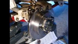 changement frein à disque jimny, How To Replace Disc Brakes, 準備ジムニー JB43