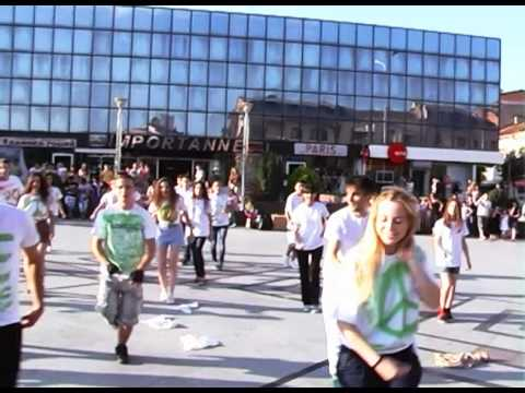 Flash Mob Gostivar - Official Video 2