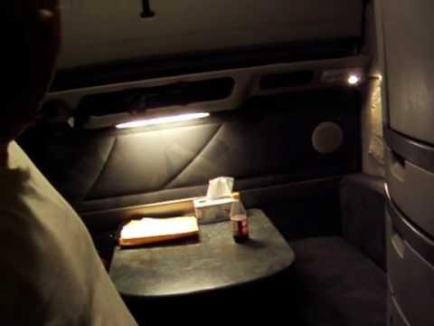 Trucking Videos Tour Of Volvo 780 2 YouTube