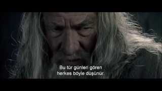 The Hobbit: Battle of Five Armies (Legacy featurette) Tr altyazı