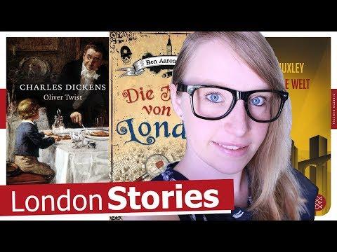 VERY BRITISH | Bücher, die in LONDON spielen