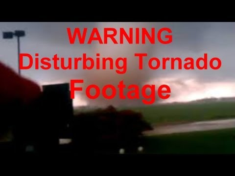 Tornado in Moore, Oklahoma - May 20, 2013