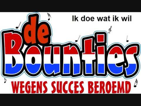 De Bounties - Ik doe wat ik wil