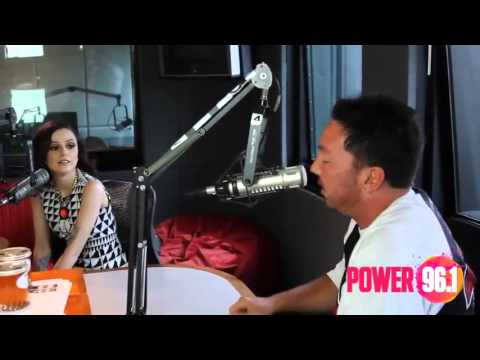 Cher Lloyd Interview Power 961 Part 2
