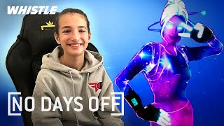 13-Year-Old Deaf Fortnite PRO Ewok | FIRST Female In FaZe Clan!