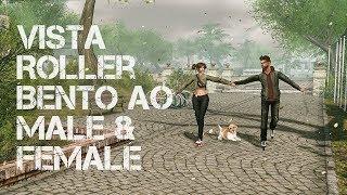 Vista Roller Bento AO Male & Female in Second Life
