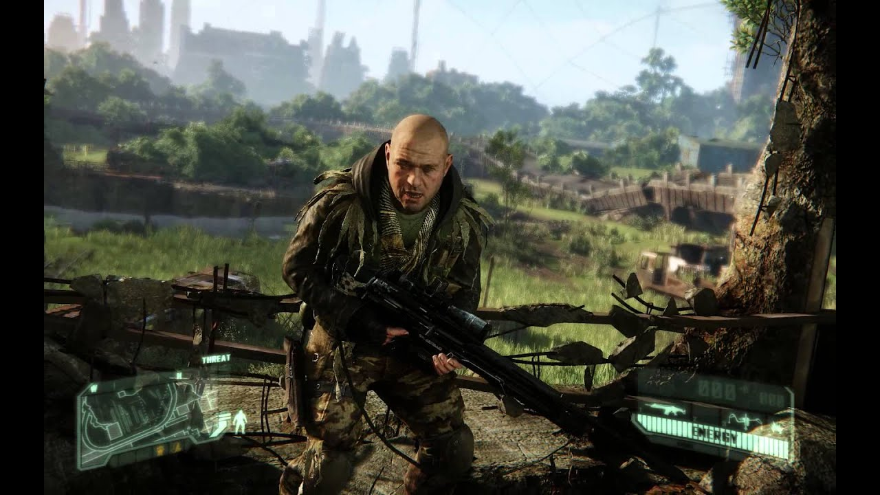 Crysis 3 - PC Gameplay Max Settings - YouTube