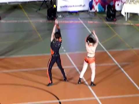 Katja Geiger & Sebastian Geiger - World Cup Krakau 2013