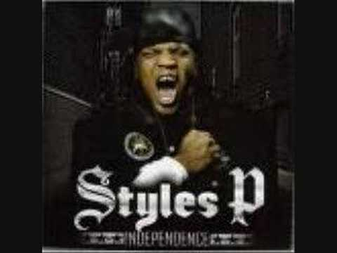 Styles P  All I Know Is Pain