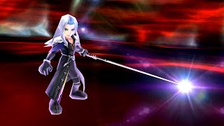 DISSIDIA FINAL FANTASY OPERA OMNIA – Sephiroth LV60 Crystal Awakening and EX Showcase