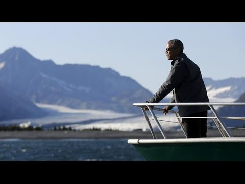 挑戰新聞軍事精華版--歐巴馬訪阿拉斯加,北極能源戰引關注