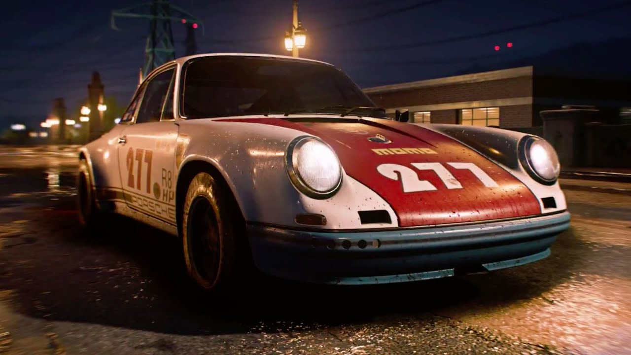 Need for Speed Official Five Ways to Play Trailer