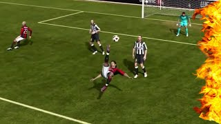 FIFA 11 - FIFA 12 - FIFA 13 - FIFA 14 - Best Skills and Goals