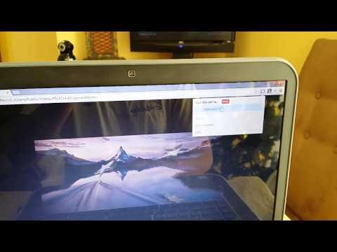 Ver videos o peliculas de tu PC en tu TV con ChromeCast - Google Cast Chrome