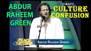 Abdur Raheem Green - Culture Confusion In Public Lecture
