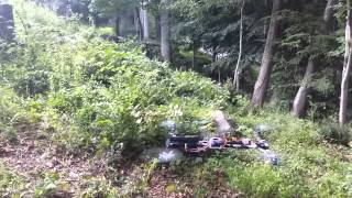Someone made a drone that can fire a HANDGUN