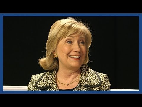 Hillary Clinton interview 2014: Edward Snowden, ISIS, drone strikes & women's rights