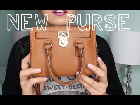 Shopping Haul: New Purse and accessories