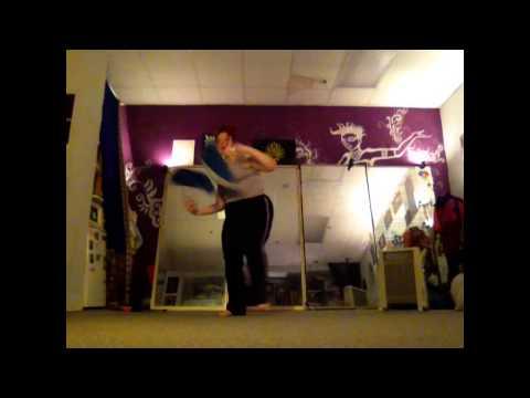 Fan Practice: Dance Combo