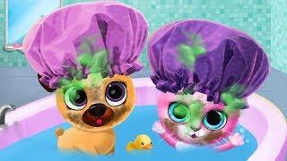 Kiki & Fifi Pet Friends - Furry Kitty & Puppy Care – Sapo Gaming