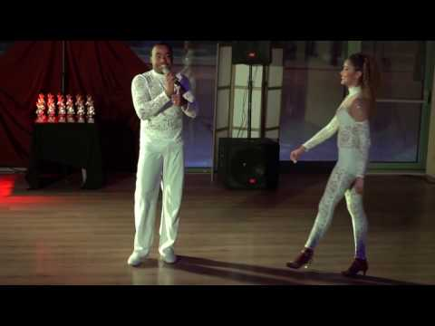 AZNLZF2017 Fernanda and Carlos in performance ~ video by Zouk Soul
