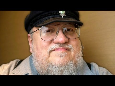 George RR Martin Reacts To Game Of Thrones Jaime and Cersei Scene
