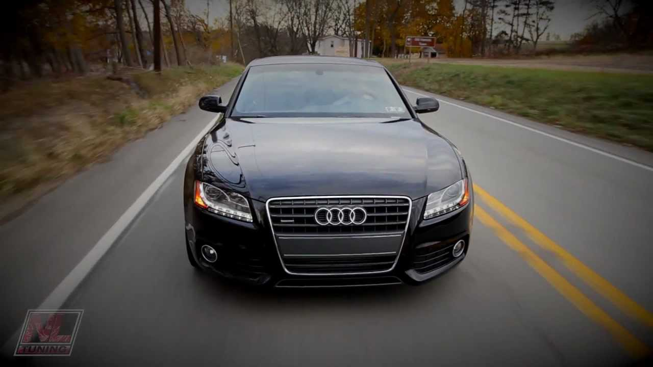 2010 Audi A5 S Line 2 0tfsi K04 Turbo Youtube