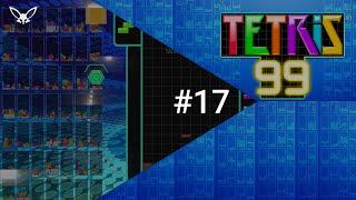 Petite partie de #Tetris 99 |#17