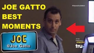 Joe Gatto Best Moments - Impractical Jokers COMPILATION