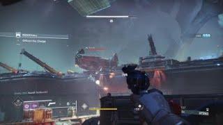 The Definition of Danger Close.. - Destiny 2 Forsaken Nightfall Funny Moment