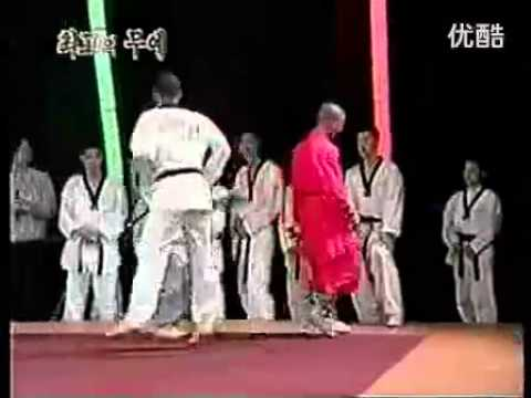 Shaolin Monk vs Taekwondo Master (HQ) Music Videos
