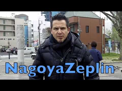 Fighting Racism in Japan! - Zeplin in Nagoya