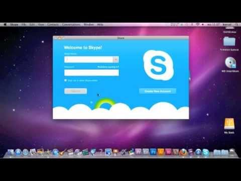 Kuinka otat Skypen käyttöön?