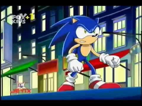 Shadow Beats Sonic Sonic vs Shadow Title of The