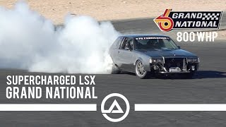 800 whp 1986 Buick Grand National | Blown LSX Powered