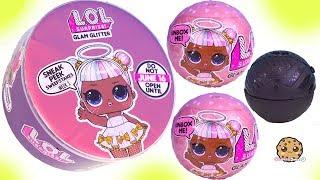 LOL Surprise Glam Glitter !!! NEW Blind Bag Balls + Freebie