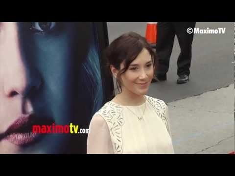 Sibel Kekilli game Of Thrones Season 3 Premiere Red Carpet Arrivals video