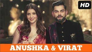 Manyavar Ad Ft. Virat Kohli and Anushka Sharma || Manyavar New Ad || Manyavar Ad Virat Anushka