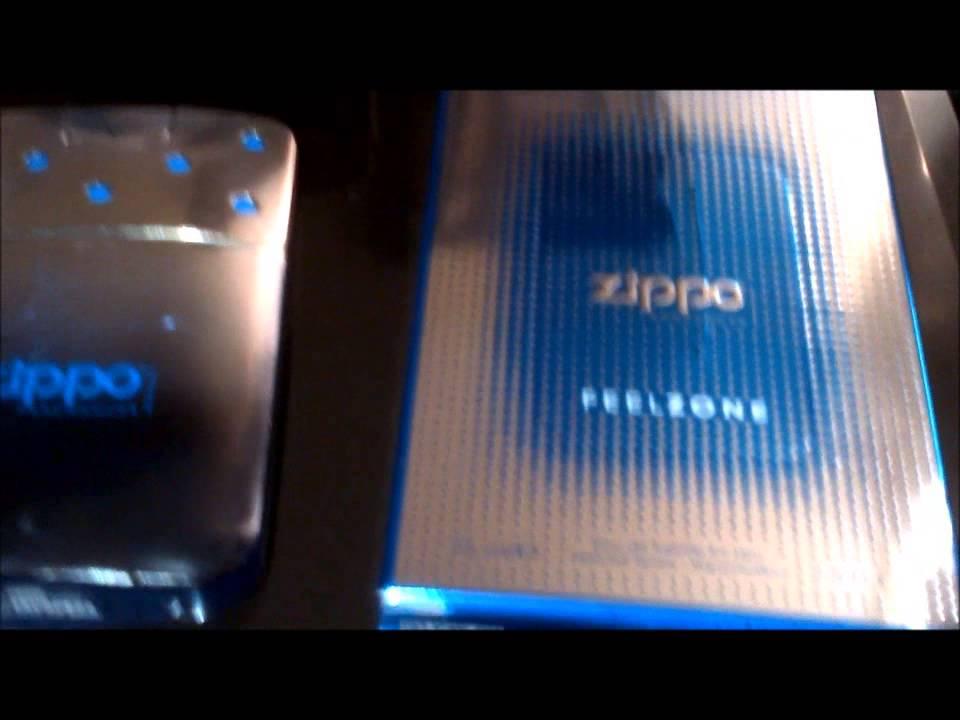 Zippo Fragrance Logo ZIPPO COLOGNE