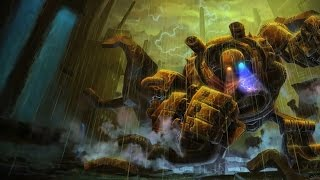 Full Ap Blitzcrank Funny Moments