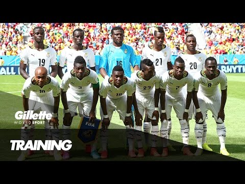 Precision Play - Coaching Ghana | Gillette World Sport