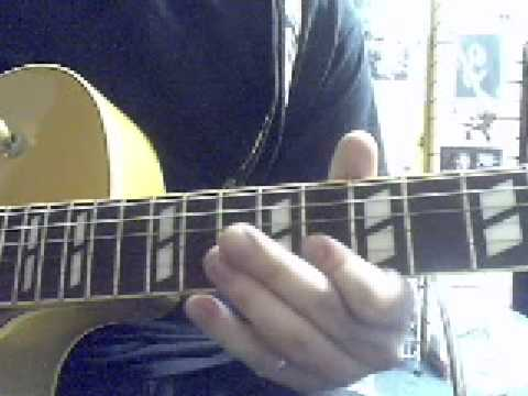 Jazz Guitar Licks of the Week #1, Django Reinhardt's Dominant 7th