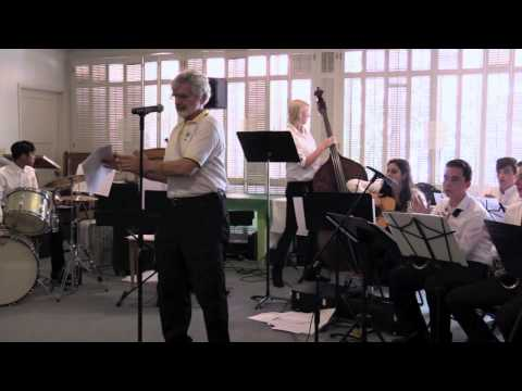 JazzAmerica 2015 Trad Band Santa Monica Part 2