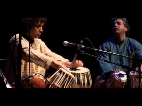 ||| Ustad Zakir Hussain - Live-in-Concert - Masters of Percussion...