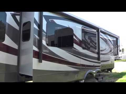 2015 Heartland Landmark Grand Canyon Fifth Wheel RV