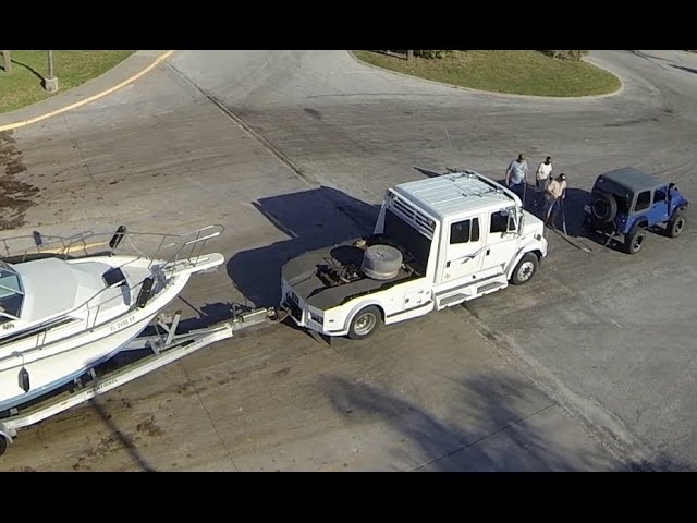 How Much Can a Jeep Wrangler Tow? - YouTube