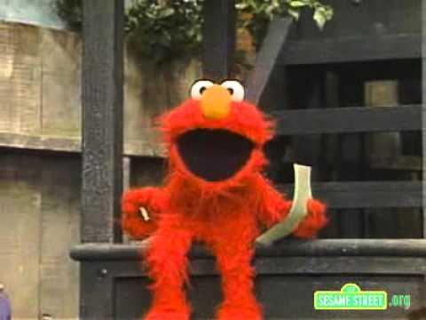 Sesame Street - J Poem