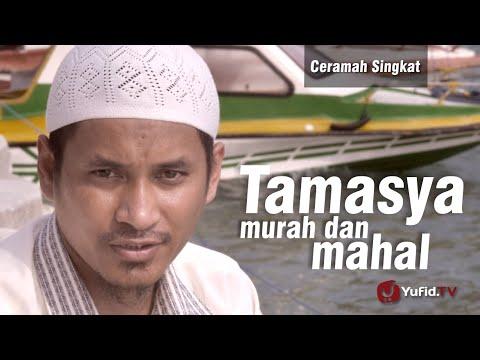 Ceramah Singkat : Tamasya Murah & Mahal  -  Ustadz M Abduh Tuasikal