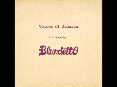 BLUNDETTO   Voices of Jamaica